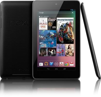 Google Nexus 7: versione 3G certificata dalla NCC