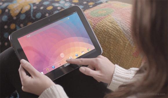Google annuncia ufficialmente il nuovo Samsung Nexus 10