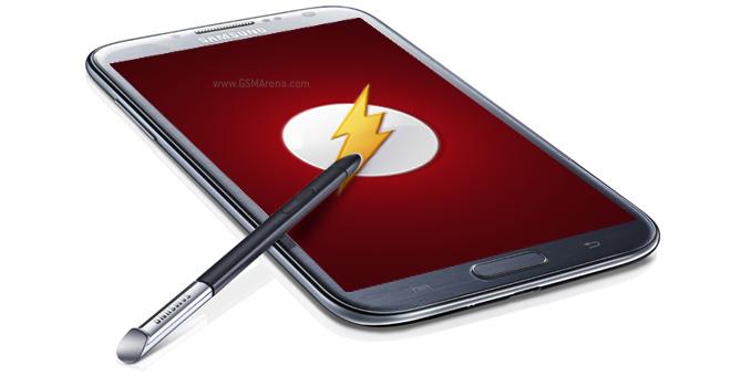 Samsung Galaxy Note 2: ecco quanto dura la batteria