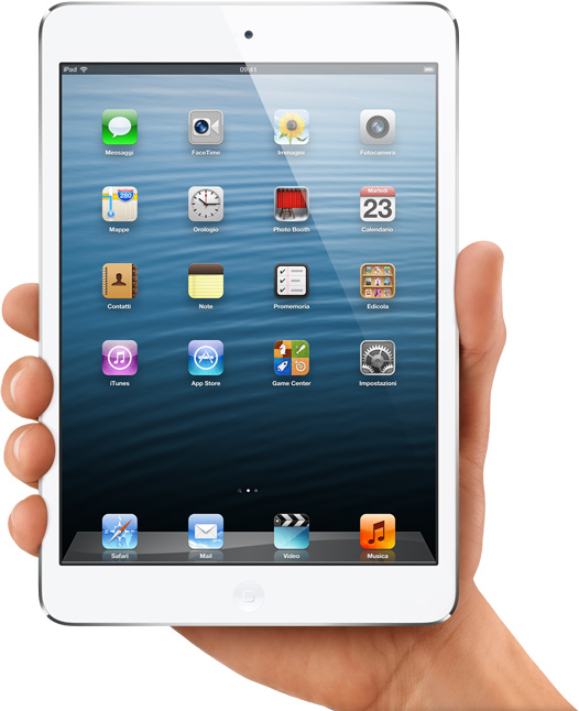 Apple iPad Mini: molto positive le prime recensioni pubblicate sul web