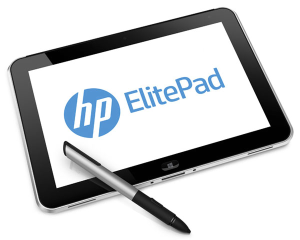 HP ElitePad 900 arriva in Italia a gennaio
