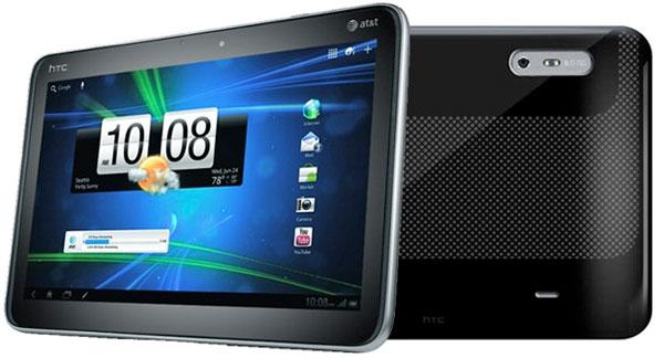 HTC abbandona il mercato Tablet PC negli USA