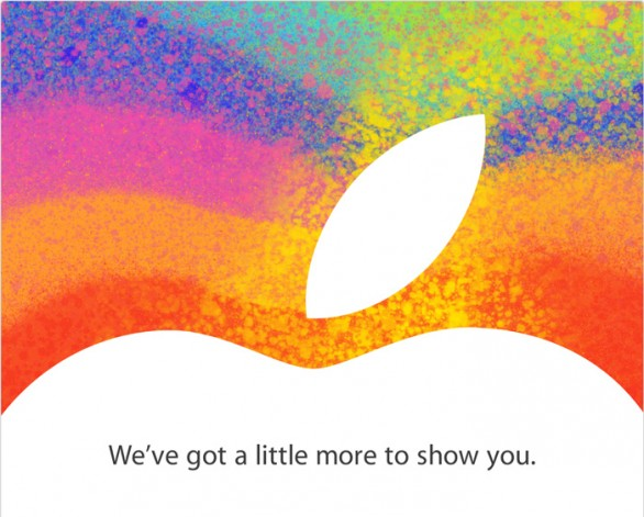 Apple iPad Mini: ufficiale l'evento stampa del 23 Ottobre