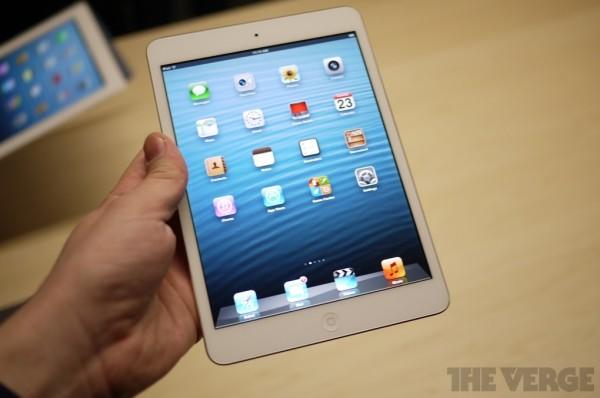 Apple iPad Mini: galleria di immagini dal vivo