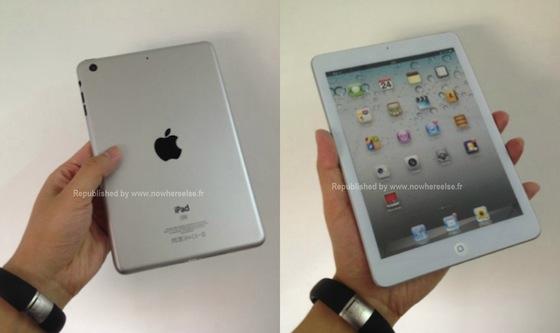Apple iPad Mini: riassunto degli ultimi rumors