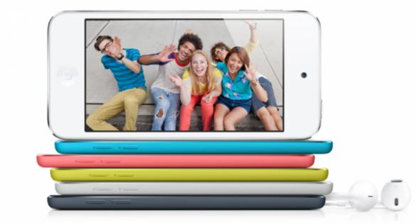 Nuovi iPod Touch e iPod Nano disponibili per la vendita in Italia