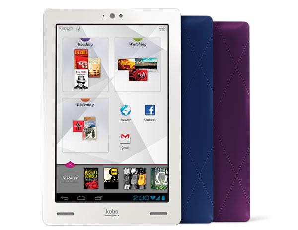 Kobo Arc: nuova gamma di tablet per la fascia media