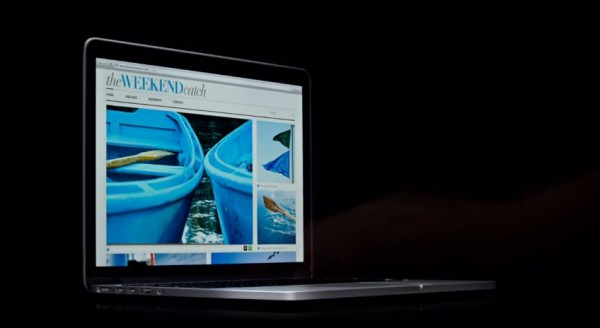 "Apple Macbook Pro Retina da 13 pollici: ecco lo spot ""Colors"""