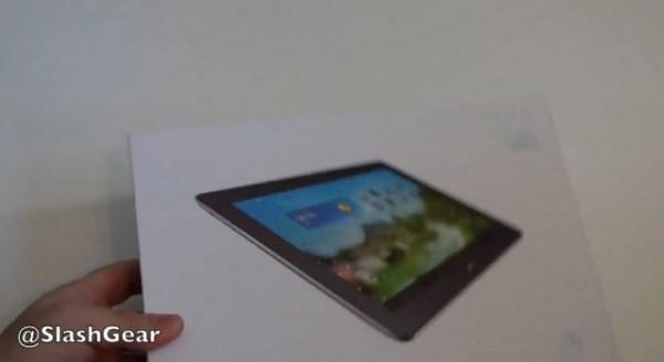 Huawei MediaPad 10 FHD: ecco cosa c'è all'interno della confezione