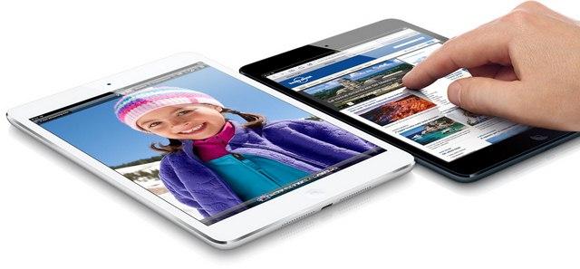 iPad Mini: i tocchi accidentali sul display verranno riconosciuti dal tablet