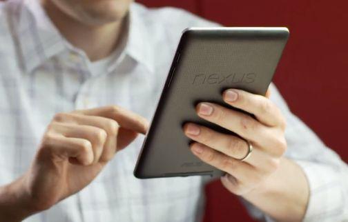 Google annuncia la versione 3G HSPA+ del tablet Nexus 7