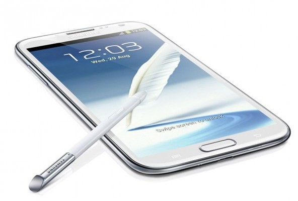 Samsung Galaxy Note 2 disponibile in Italia al prezzo di 699 euro