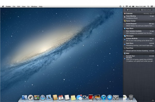 Apple rilascia degli aggiornamenti per OS X 10.8.2 e OS X 10.7.5