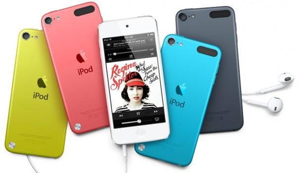 """Apple iPod Touch 5G: ecco lo spot pubblicitario """"Bounce"""""""