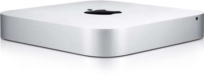 Apple Mac Mini si aggiorna con il chipset Intel Ivy Bridge