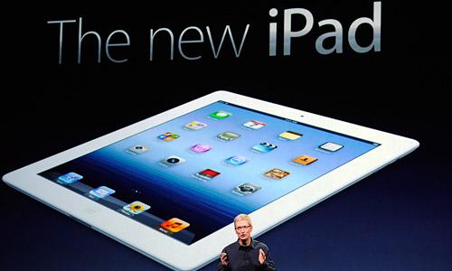 Apple potrebbe svelare una versione aggiornata del nuovo iPad il 23 Ottobre