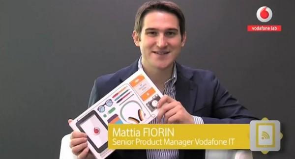 Vodafone Smart Tab 2: video ufficiale sul contenuto della confezione