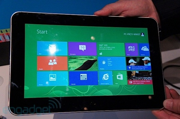 ZTE V98: nuovo tablet Windows 8 con chipset Intel Clover Trail