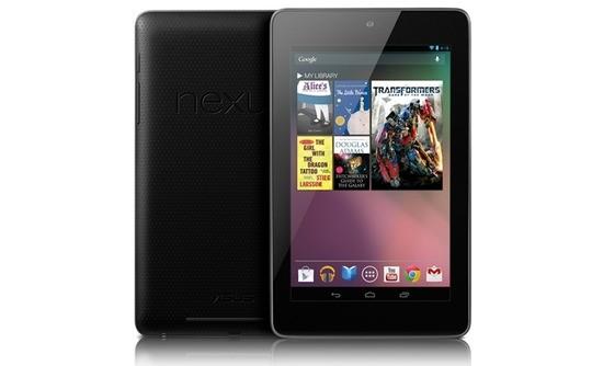 ASUS vende un milione di tablet Nexus 7 al mese