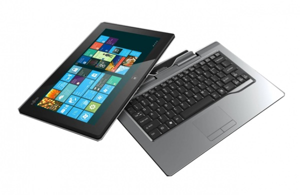 Fujitsu Stylistic Q702: nuovo tablet Windows 8 di tipo ibrido