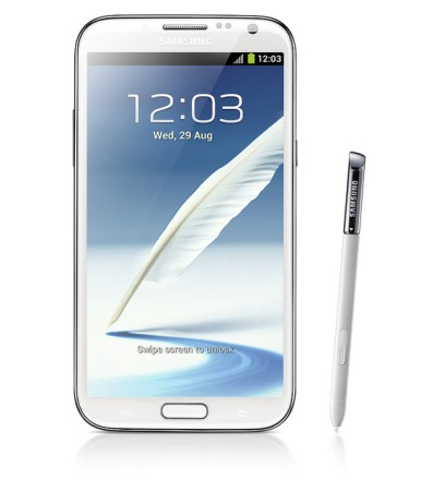 Samsung ha venduto 3 milioni di Galaxy Note 2 in un mese
