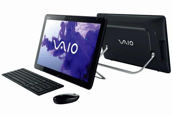 Sony Vaio Tap 20: nuovo PC all-in-one che diventa un tablet da 20 pollici