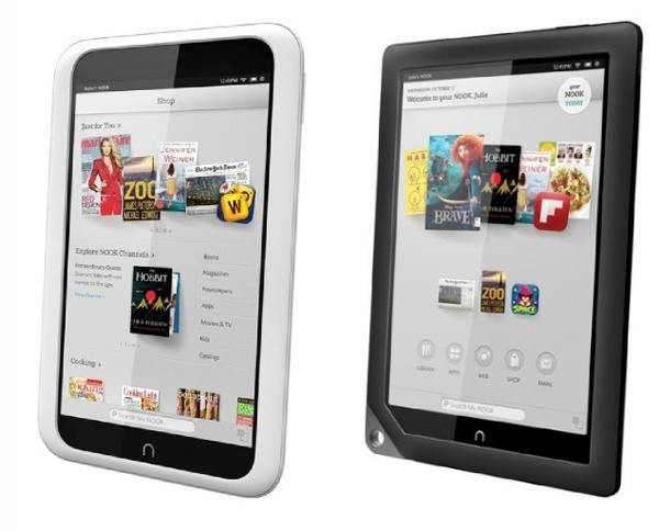 Barnes & Noble annuncia ufficialmente i nuovi tablet Nook HD e Nook HD Plus