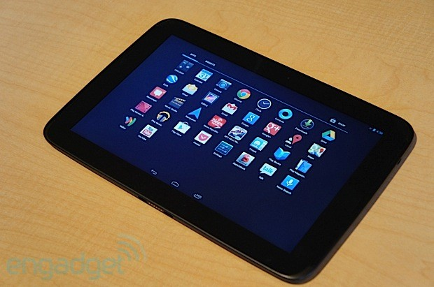 Samsung Nexus 10: video anteprima del nuovo tablet Android 4.2