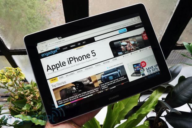 Huawei MediaPad 10: prima recensione del nuovo tablet FullHD