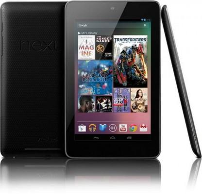 Google Nexus 7: video del contenuto della confezione della versione 3G + Wifi