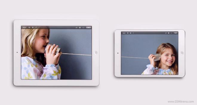 iPad Mini: nuovo spot dedicato all'app Foto