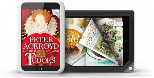 Nook HD e Nook HD Plus disponibili per la vendita in UK