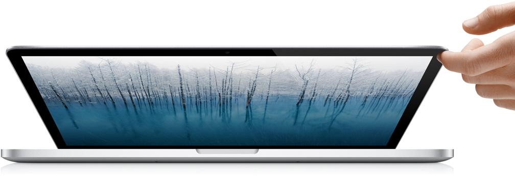 Apple Macbook Pro Retina da 13 pollici: primi benchmark sulle prestazioni