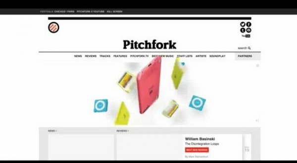 Apple iPod Touch e iPod Nano 2012: nuovo video pubblicitario