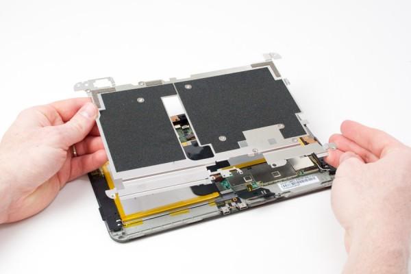 Kindle Fire HD 8.9 ha all'interno tanti componenti di Samsung