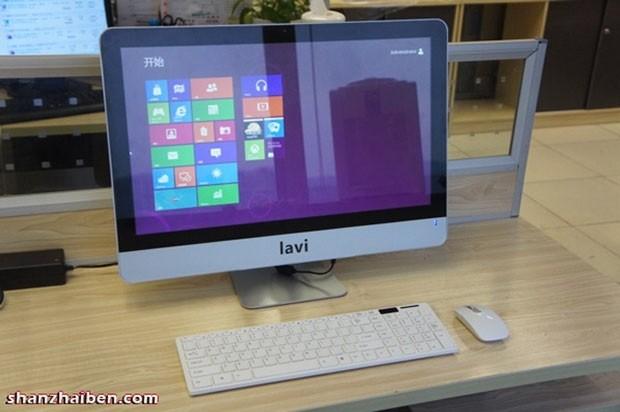 LAVI S21i: ecco il clone cinese del nuovo iMac