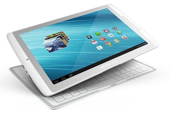 Archos 101 XS: nuovo tablet con tastiera fisica disponibile al prezzo di 379 euro