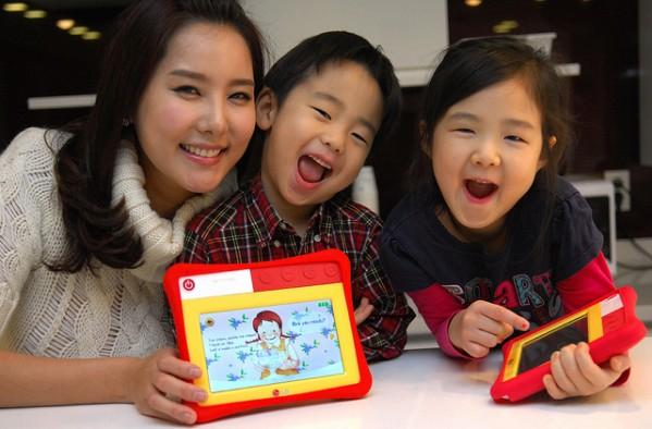 LG Kids Pad: nuovo tablet per i più piccoli