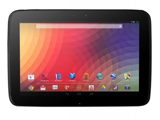 Samsung Nexus 10 già esaurito a poche ore dal lancio