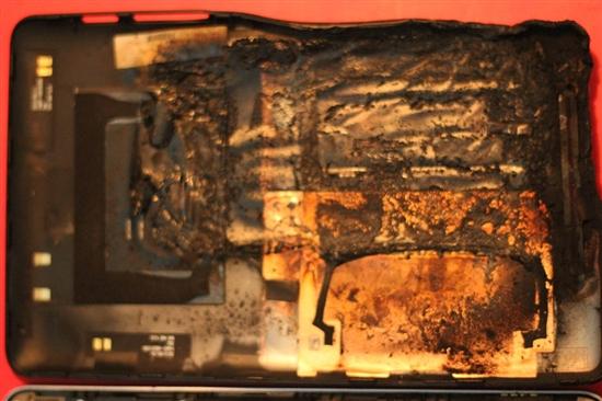 Google Nexus 7 prende fuoco in Cina