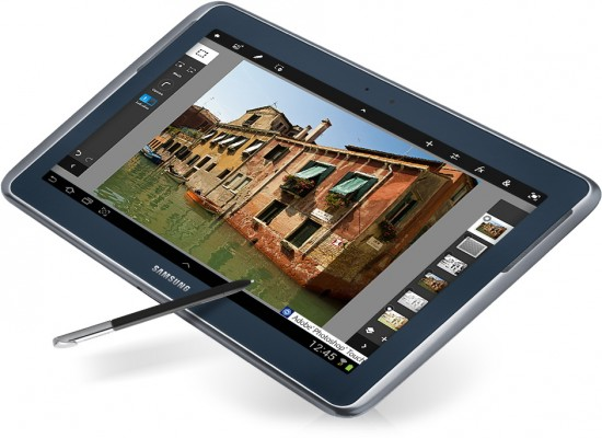 I legali di Apple contro il tablet Samsung Galaxy Note 10.1