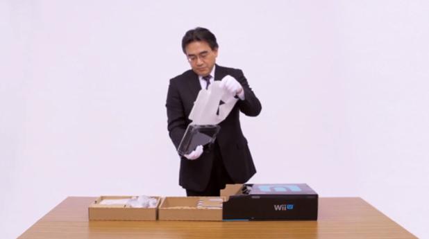 Nintendo Wii U: video ufficiale di unboxing