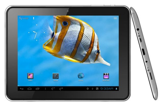 Viewsonic presenti tre nuovi tablet Android con processore dual core