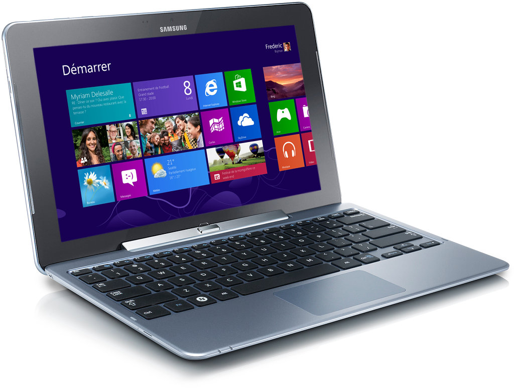 Samsung ATIV Smart PC XE500T: caratteristiche del nuovo tablet Windows 8
