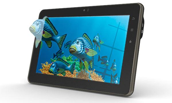 NEO3DO: nuovo tablet 3D in prenotazione a 262 dollari