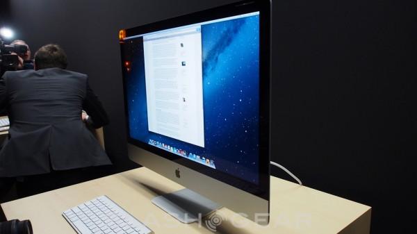 Apple nuovi iMac: prestazioni più elevate dei modelli 2011