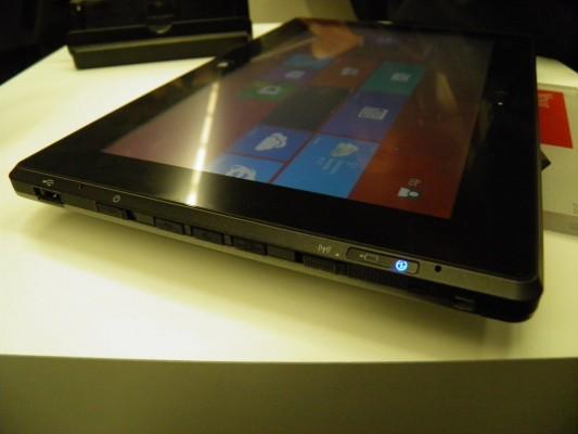 Fujitsu Stylistic Q572: benchmark del nuovo tablet Windows 8