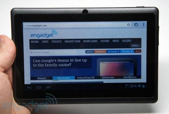 Aakash 2: impressioni d'uso del nuovo tablet che costa solo 25 dollari