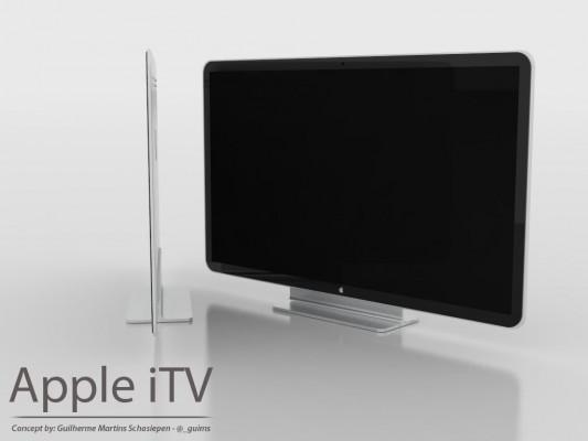 Apple iTV: test dei modelli da 46 e 55 pollici