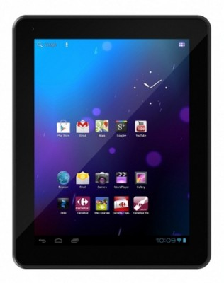 Carrefour vende il proprio tablet PC a 199 euro